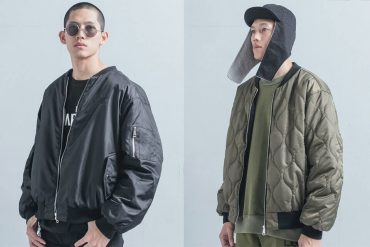 OVKLAB 123(三)發售 18 AW Sided Wear Ma-1 Jacket (0)