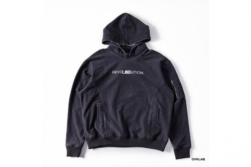 OVKLAB 18 AW Combat Hoodie (7)
