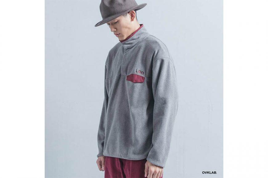 OVKLAB 18 AW Fleece Pullover (4)