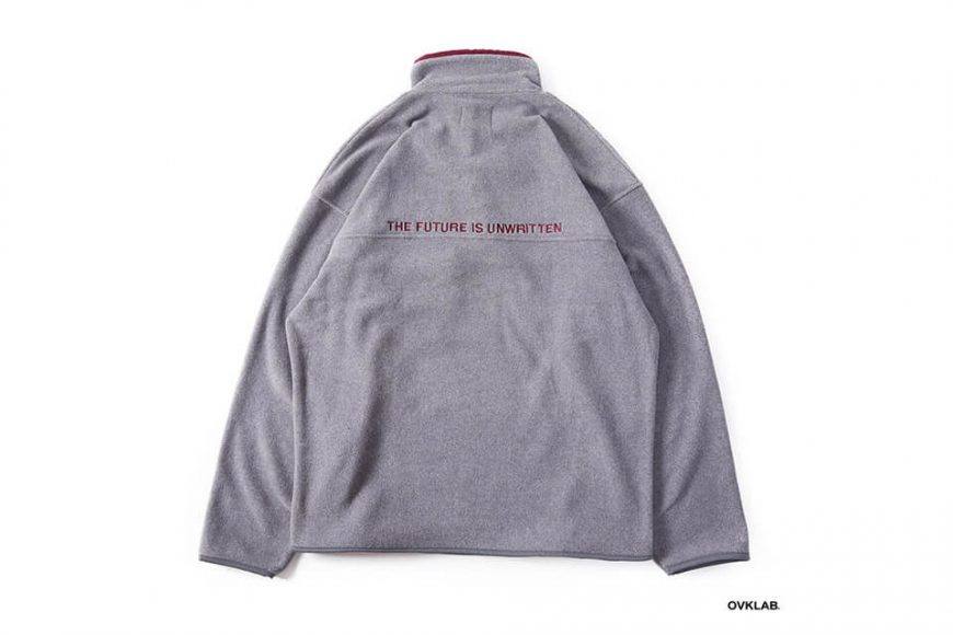 OVKLAB 18 AW Fleece Pullover (7)