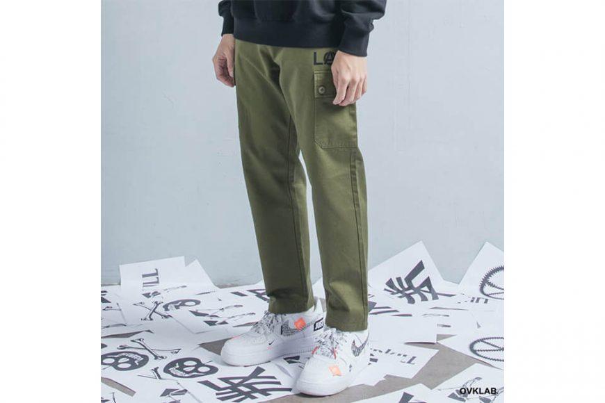 OVKLAB 18 AW Military Pants (4)