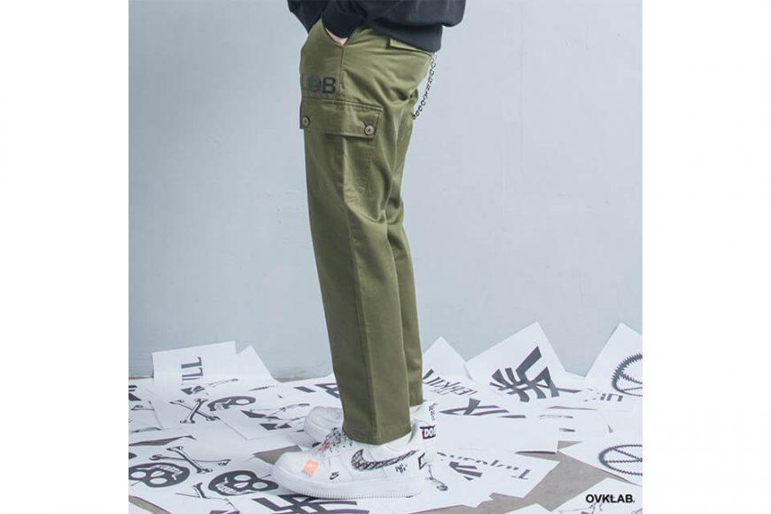 OVKLAB 18 AW Military Pants (5)