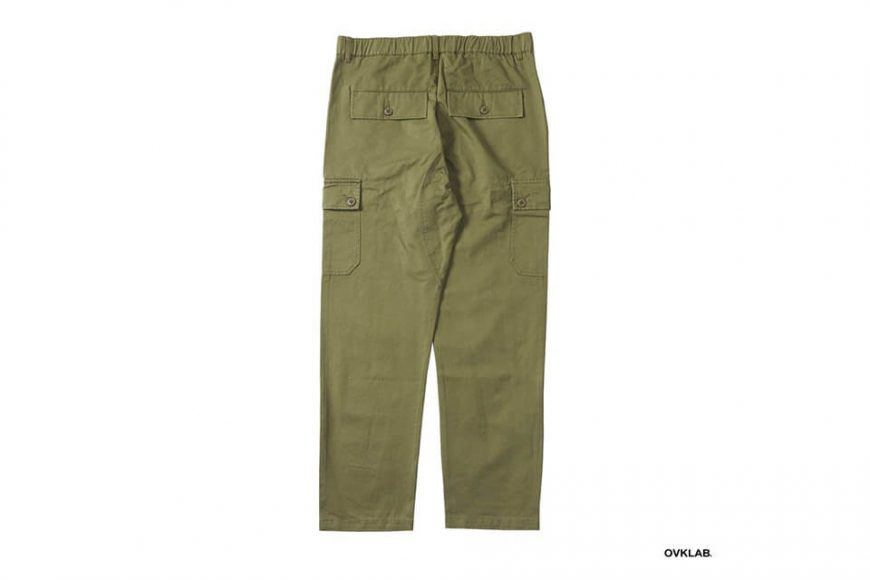 OVKLAB 18 AW Military Pants (8)