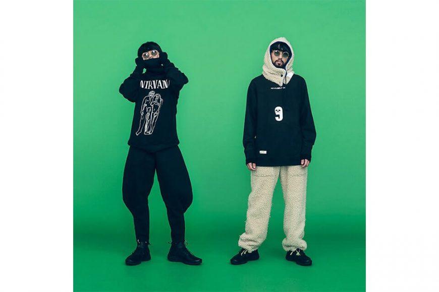 OVKLAB 19(三)發售 18 AW Open Your Box Sweatshirt (1)