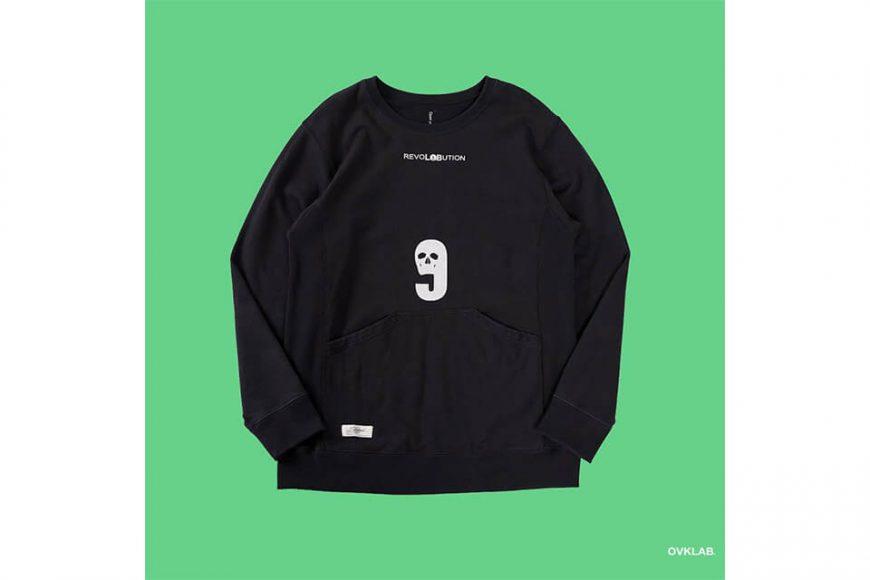 OVKLAB 19(三)發售 18 AW Open Your Box Sweatshirt (10)