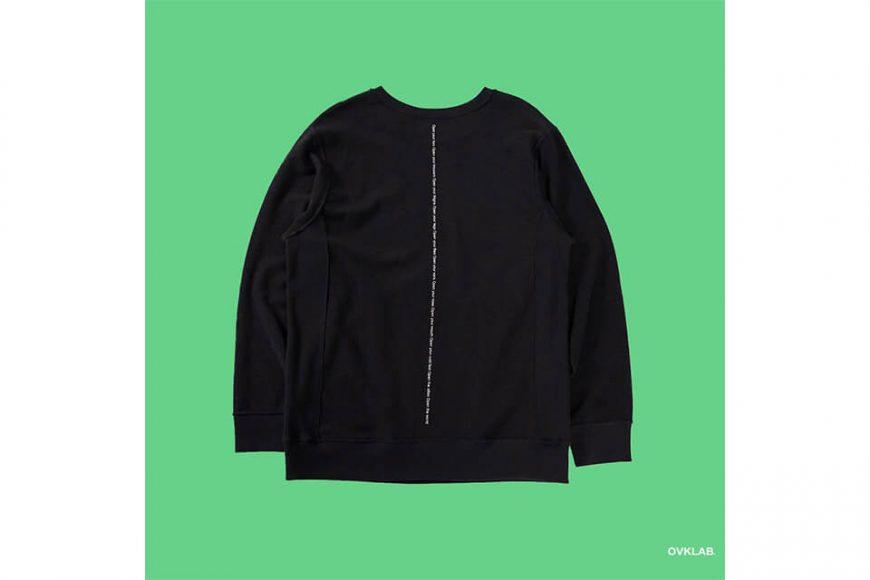 OVKLAB 19(三)發售 18 AW Open Your Box Sweatshirt (11)