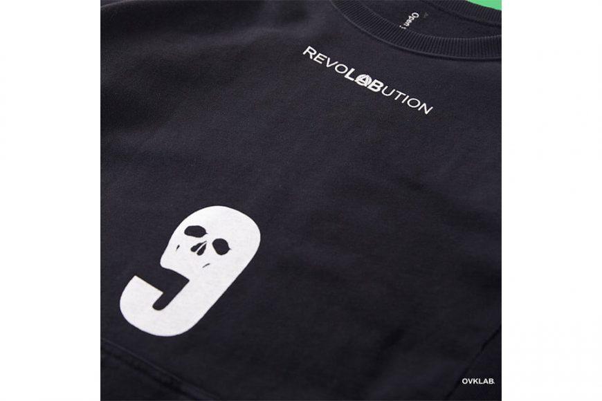 OVKLAB 19(三)發售 18 AW Open Your Box Sweatshirt (12)