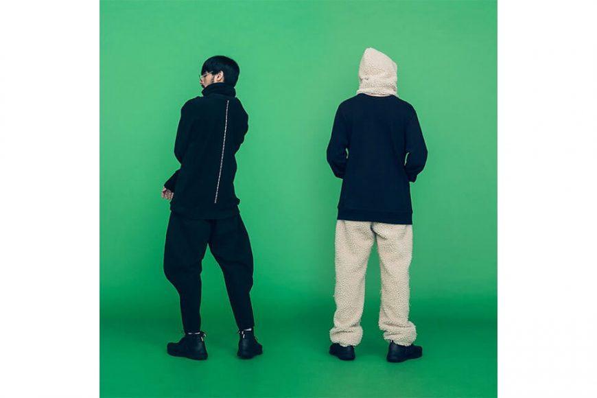 OVKLAB 19(三)發售 18 AW Open Your Box Sweatshirt (2)