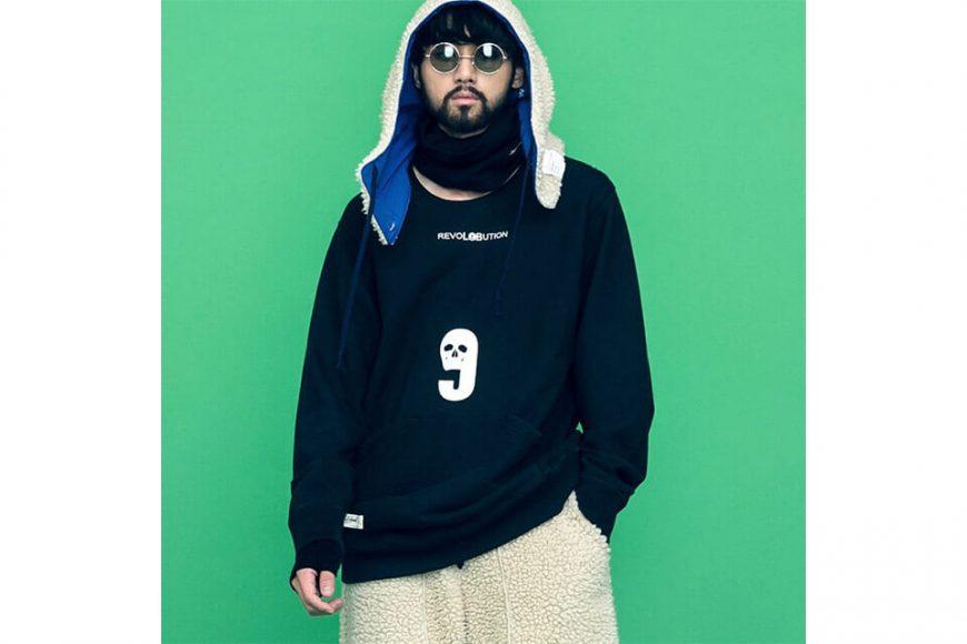 OVKLAB 19(三)發售 18 AW Open Your Box Sweatshirt (4)