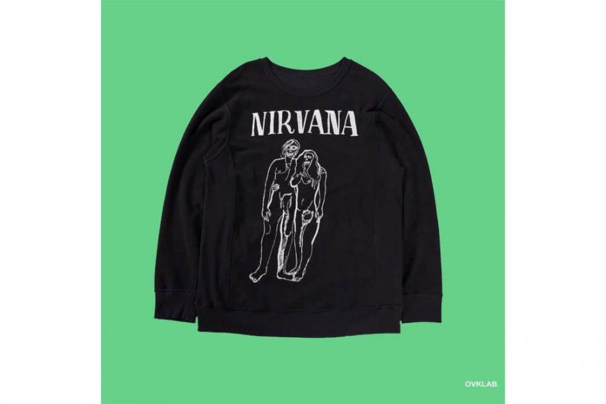 OVKLAB 19(三)發售 18 AW Open Your Box Sweatshirt (6)
