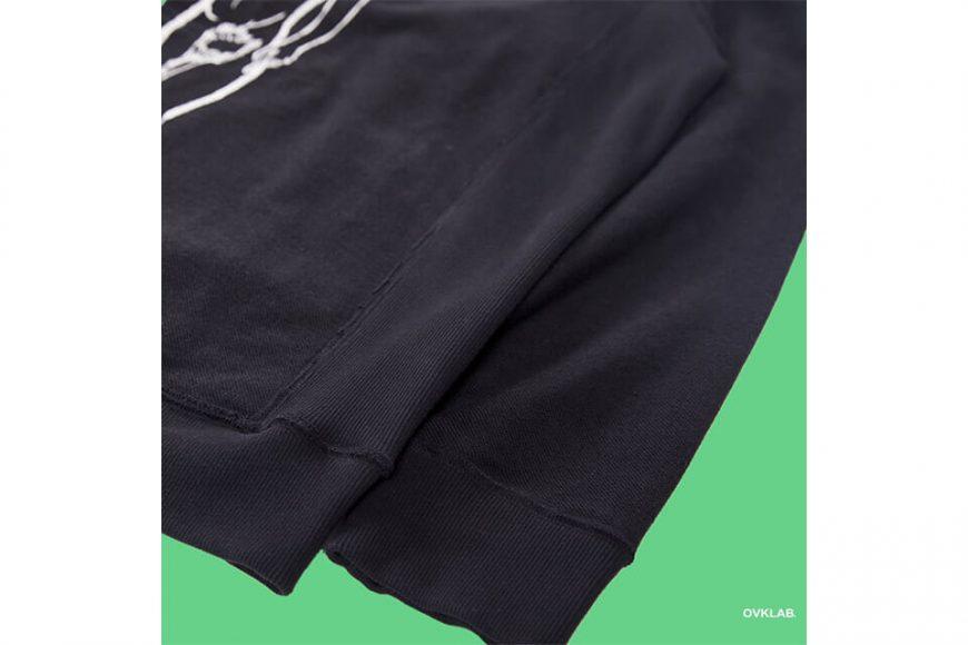 OVKLAB 19(三)發售 18 AW Open Your Box Sweatshirt (8)