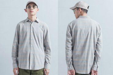 OVKLAB 19(三)發售 18 AW Plaid LS Shirt (00)
