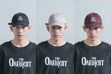 OVKLAB 19(三)發售 18 AW Washed Baseball Cap (0)