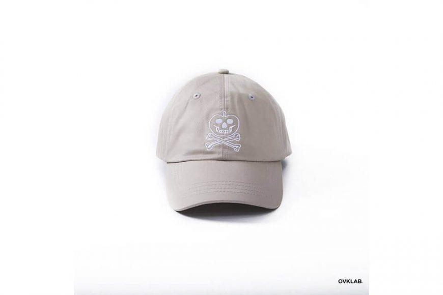 OVKLAB 19(三)發售 18 AW Washed Baseball Cap (10)