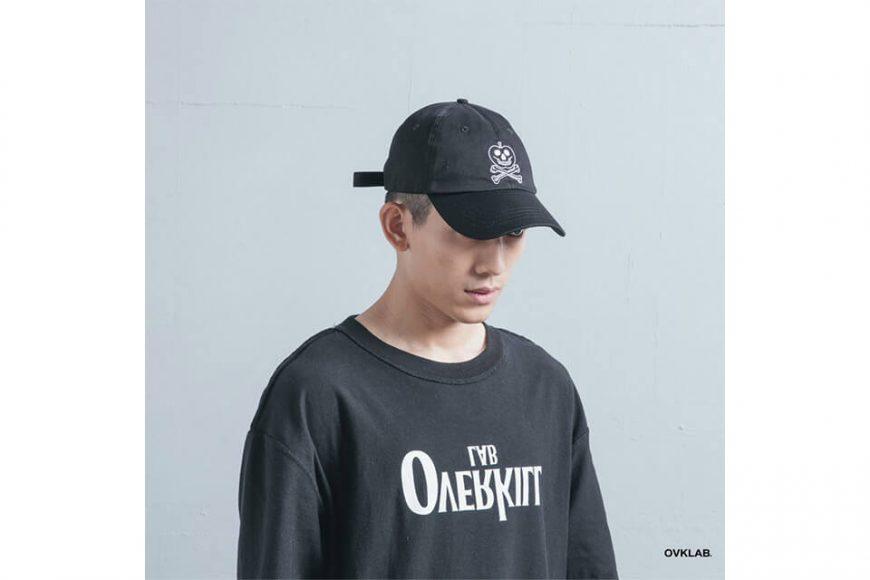 OVKLAB 19(三)發售 18 AW Washed Baseball Cap (2)