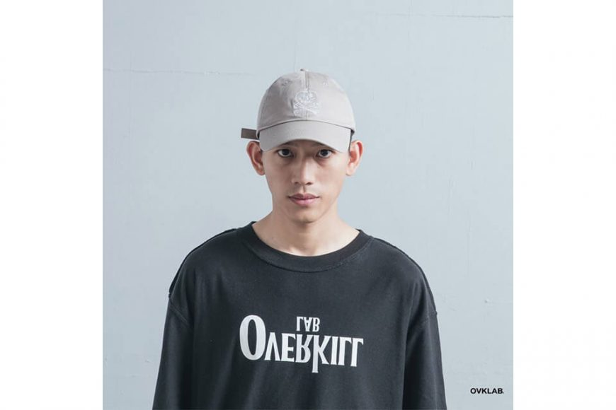 OVKLAB 19(三)發售 18 AW Washed Baseball Cap (3)