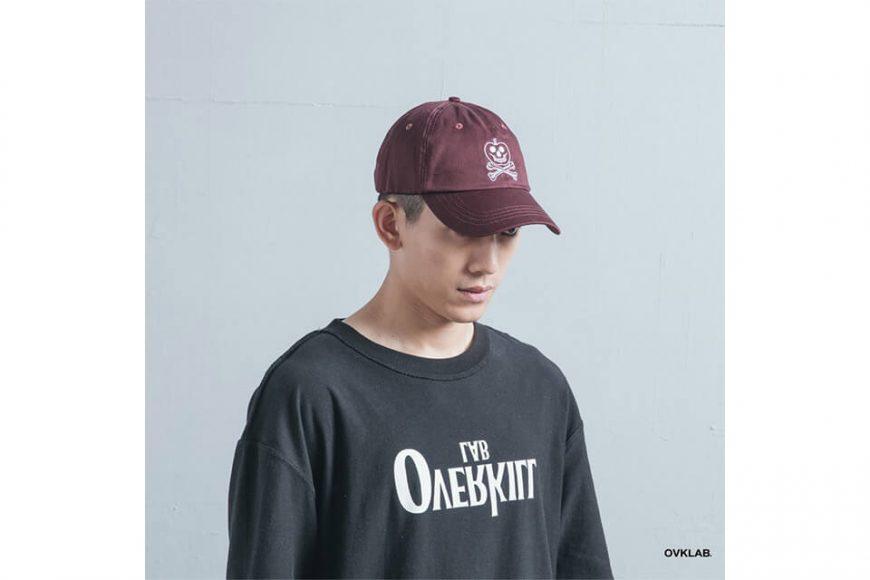 OVKLAB 19(三)發售 18 AW Washed Baseball Cap (6)