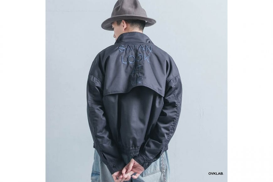 OVKLAB 21(五)發售 18 AW Blouson Jacket (3)