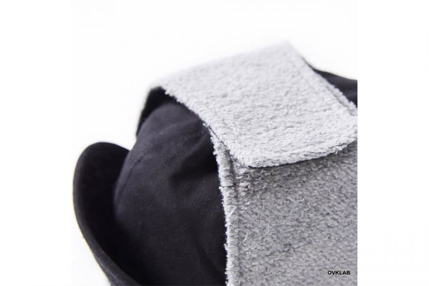 OVKLAB 21(五)發售 18 AW Earflap Camp Cap (10)