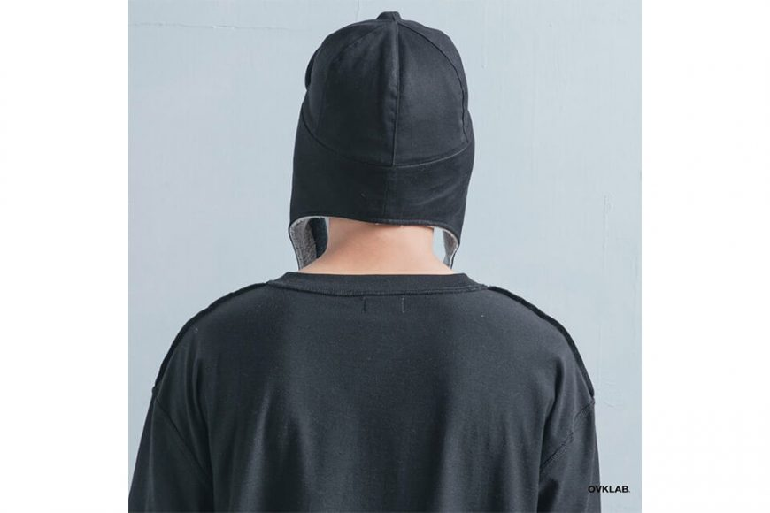 OVKLAB 21(五)發售 18 AW Earflap Camp Cap (2)