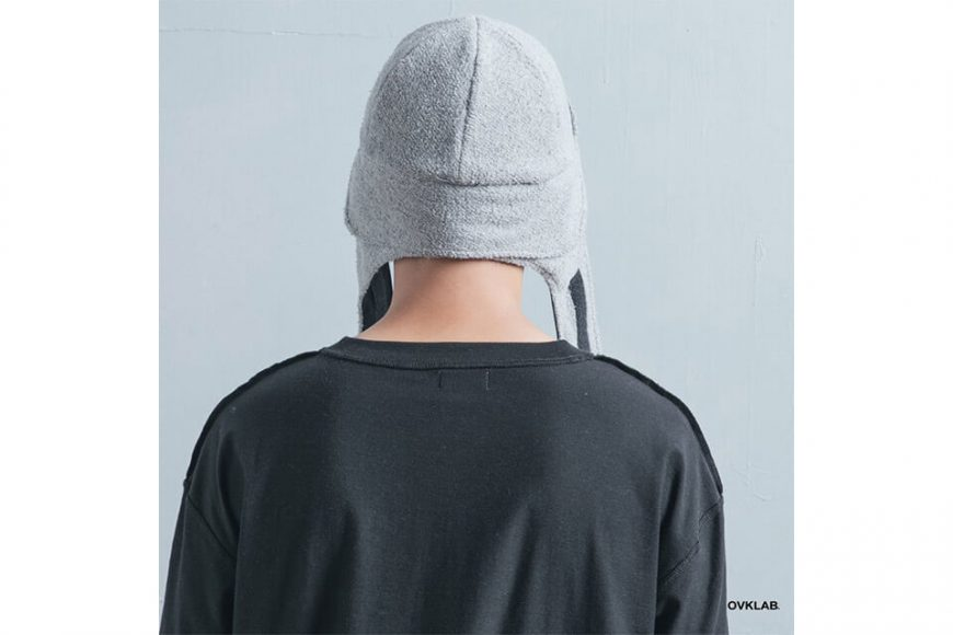 OVKLAB 21(五)發售 18 AW Earflap Camp Cap (6)