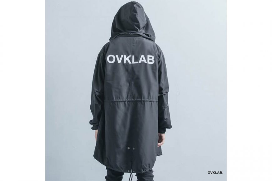 OVKLAB 21(五)發售 18 AW M-65 Parka (4)