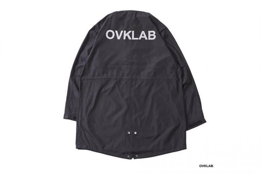 OVKLAB 21(五)發售 18 AW M-65 Parka (6)