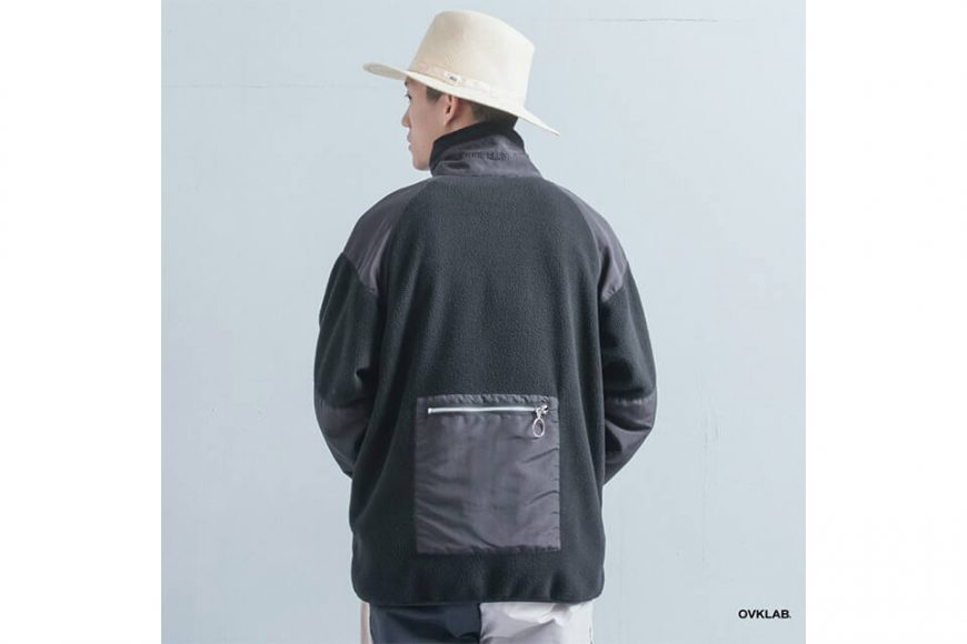 OVKLAB 21(五)發售 18 AW Military Fleece Jacket (5)