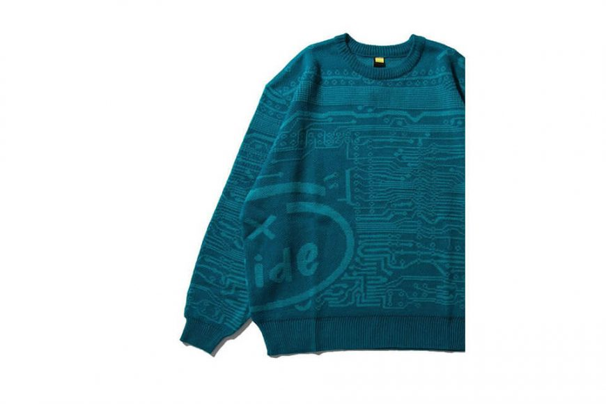 REMIX 18 AW Inside Knit Sweater (7)