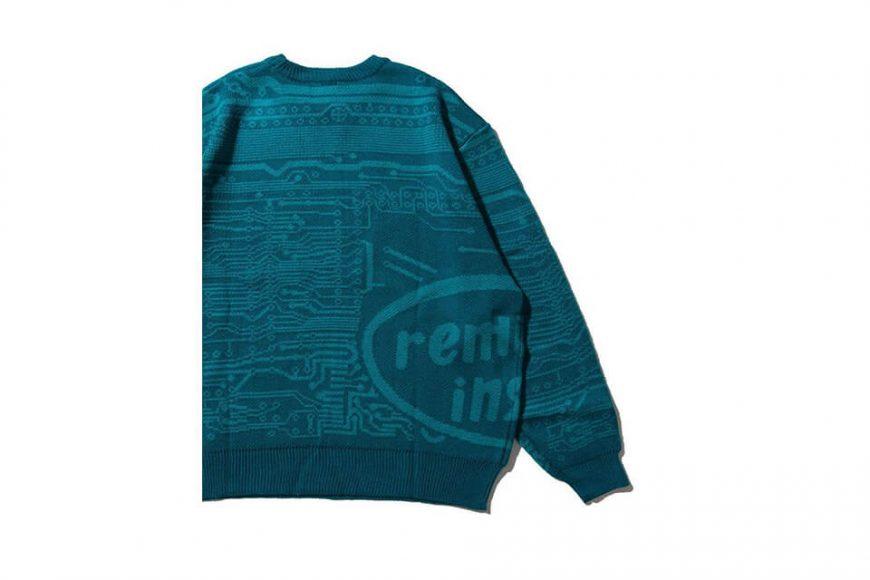 REMIX 18 AW Inside Knit Sweater (8)