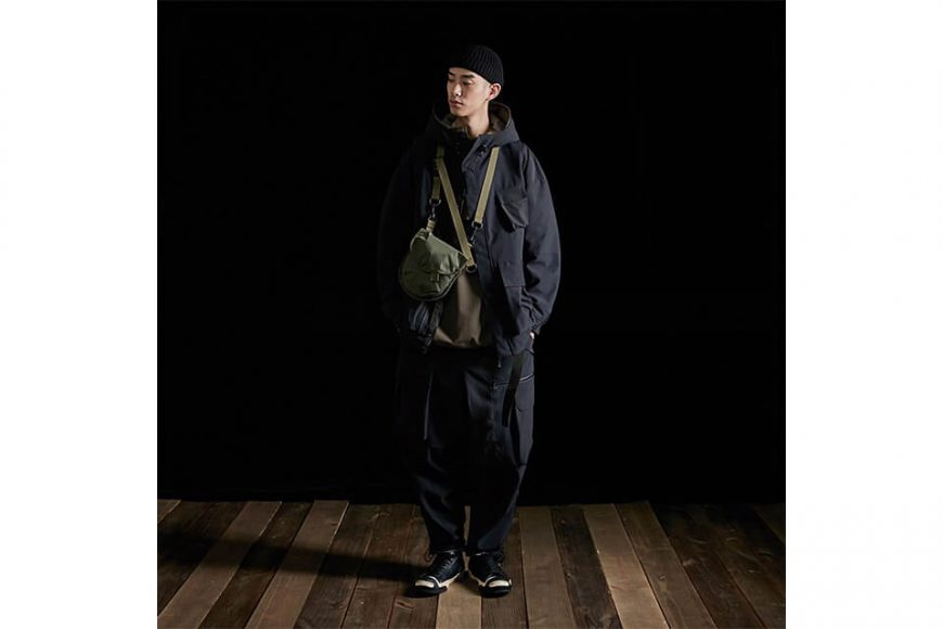 AES 27(四)初三發售 18 AW Aes x Goopi Functional Pouch (1)