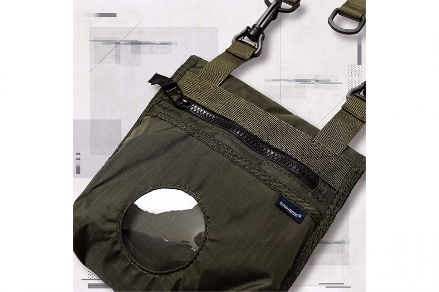 AES 27(四)初三發售 18 AW Aes x Goopi Functional Pouch (10)
