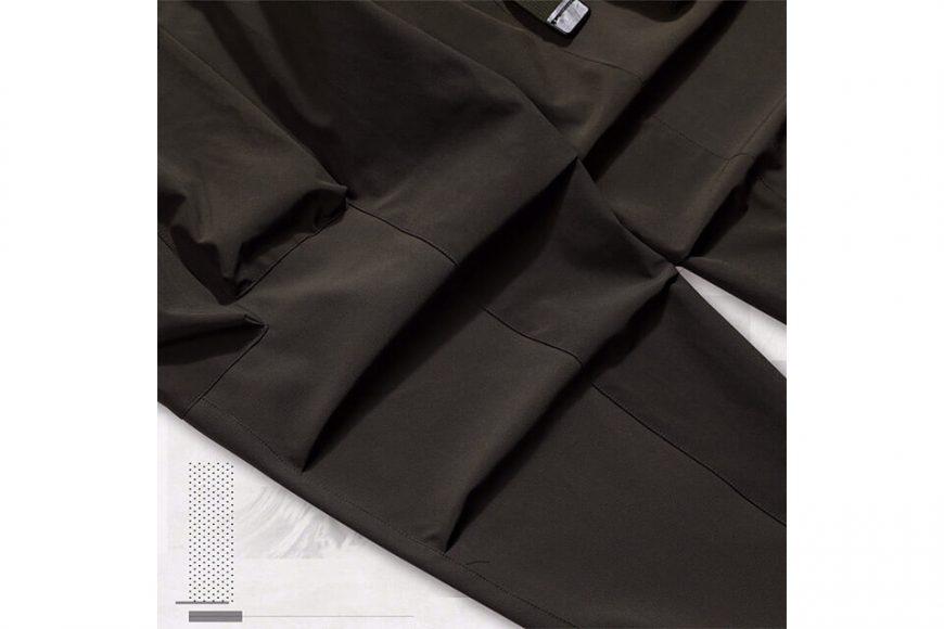 AES 27(四)初三發售 18 AW Aes x Goopi Irregular Militray Pants (11)