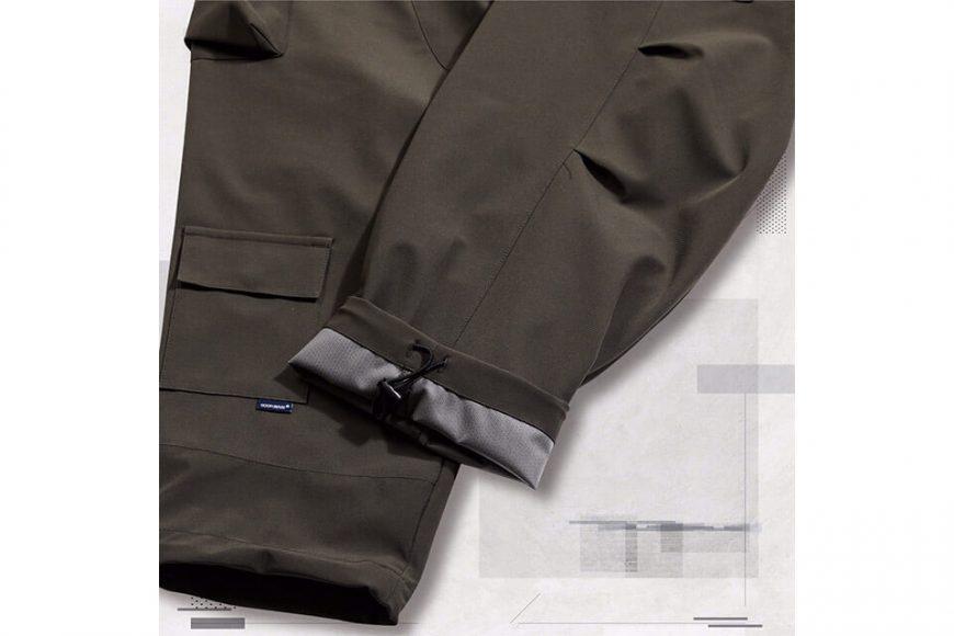 AES 27(四)初三發售 18 AW Aes x Goopi Irregular Militray Pants (12)
