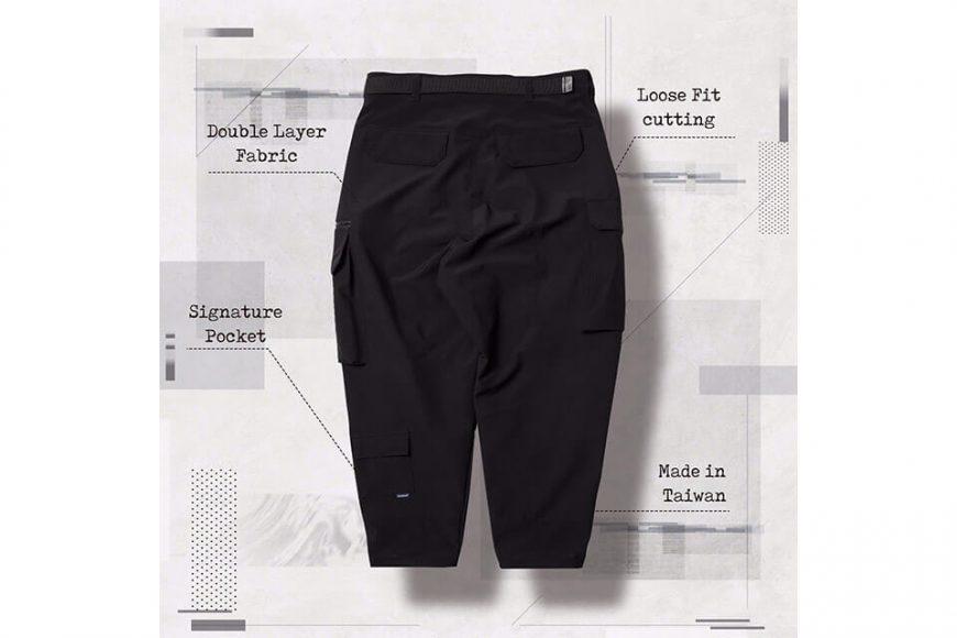 AES 27(四)初三發售 18 AW Aes x Goopi Irregular Militray Pants (5)