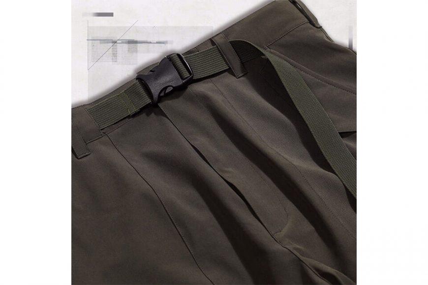 AES 27(四)初三發售 18 AW Aes x Goopi Irregular Militray Pants (8)