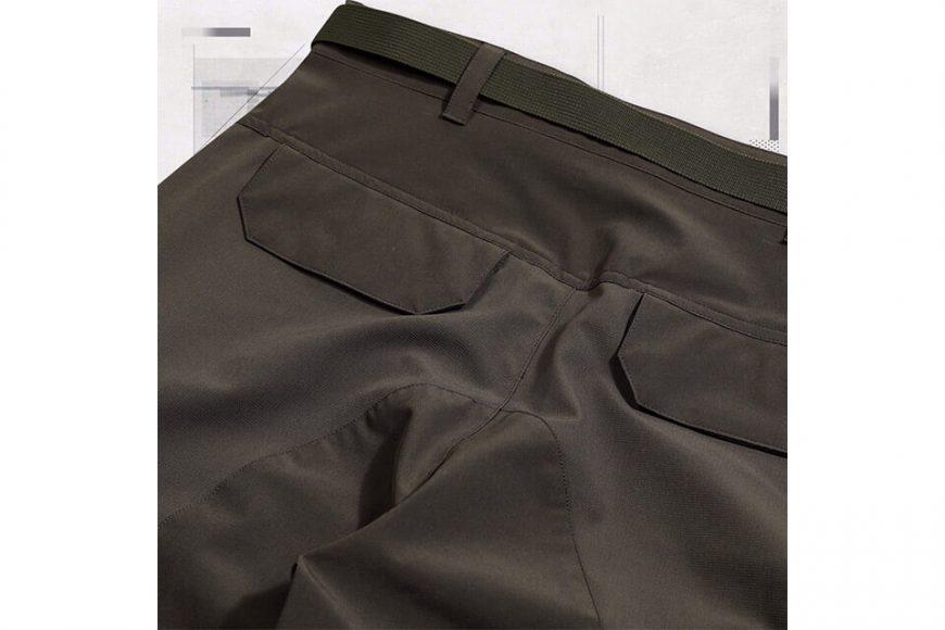 AES 27(四)初三發售 18 AW Aes x Goopi Irregular Militray Pants (9)