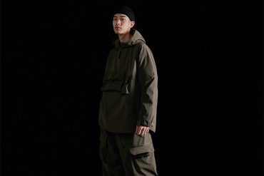AES 27(四)初三發售 18 AW Aes x Goopi Magnetic Anorak Jacket (0)