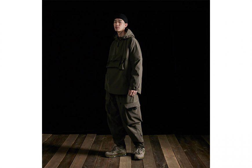 AES 27(四)初三發售 18 AW Aes x Goopi Magnetic Anorak Jacket (1)