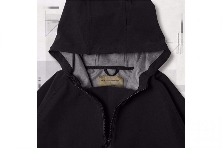 AES 27(四)初三發售 18 AW Aes x Goopi Magnetic Anorak Jacket (7)