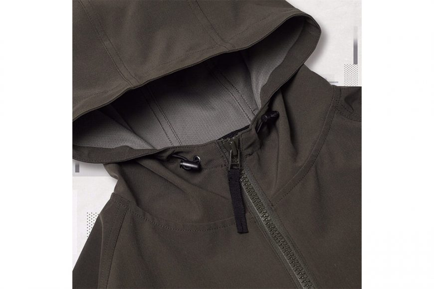 AES 27(四)初三發售 18 AW Aes x Goopi Magnetic Anorak Jacket (9)
