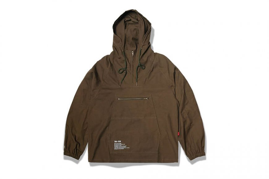 B-SIDE 213(三)發售 18 AW BS 219 Pullover JKT (11)
