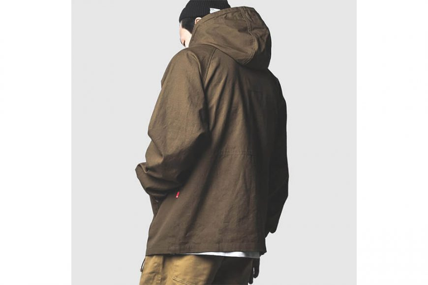 B-SIDE 213(三)發售 18 AW BS 219 Pullover JKT (5)