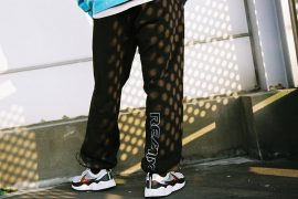 REMIX 18 AW Division Sweatpants (1)