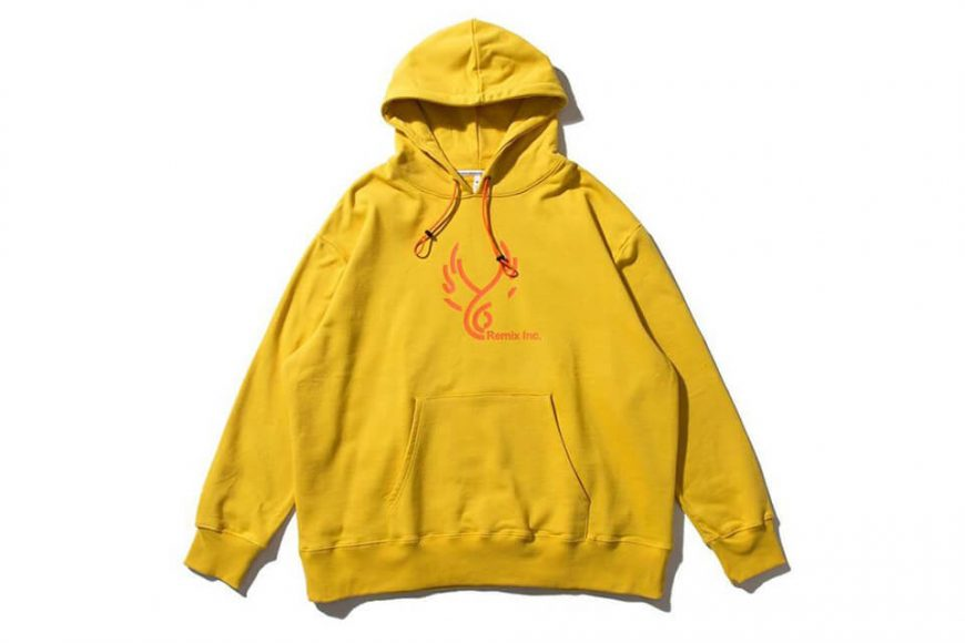 REMIX 18 AW Face 2 Hoody (6)