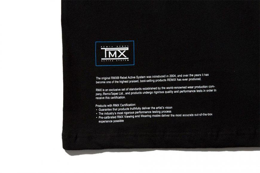 REMIX 223(六)發售 18 AW Rmx System Tee (9)