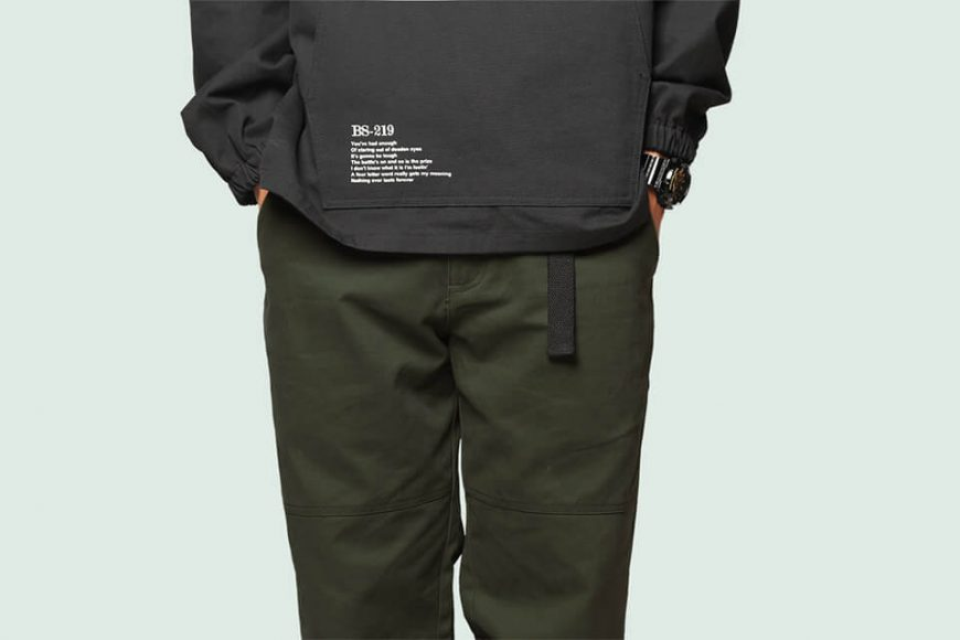 B-SIDE 313(三)發售 19 SS D Ring Cargo Pants (4)