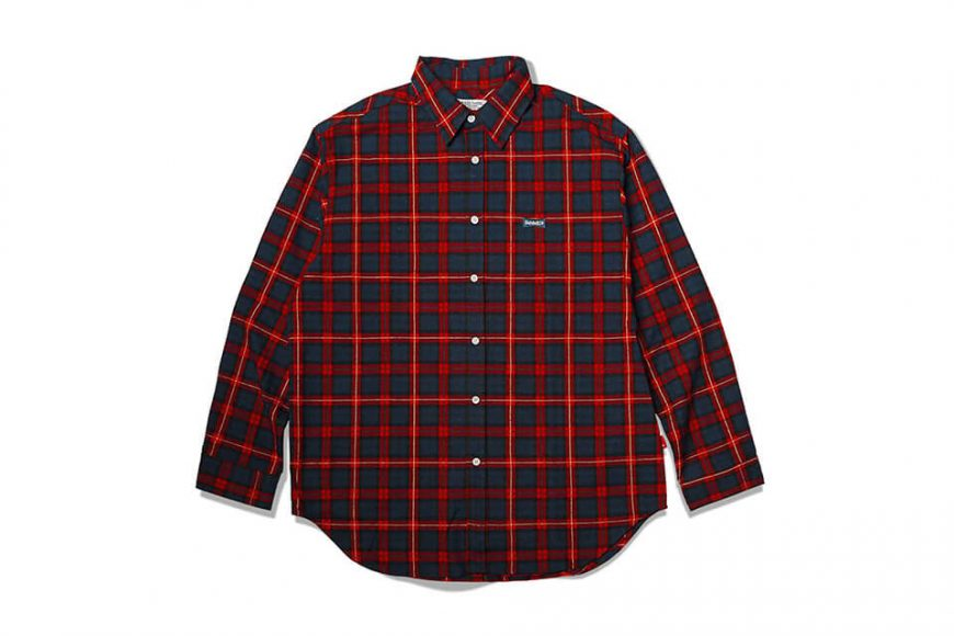 B-SIDE 36(三)發售 19 SS Old Fashion Checked Shirts (10)