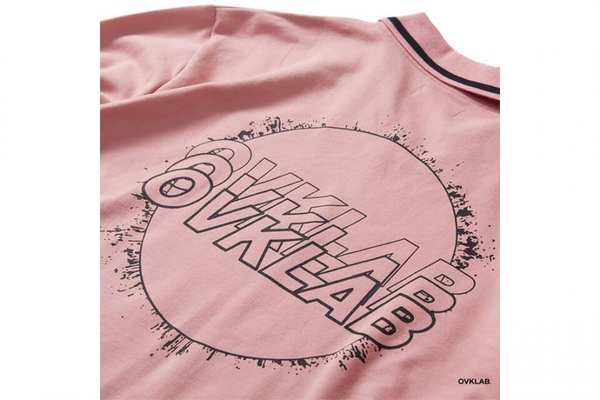 OVKLAB 19 SS V Neck Polo Shirt (11)