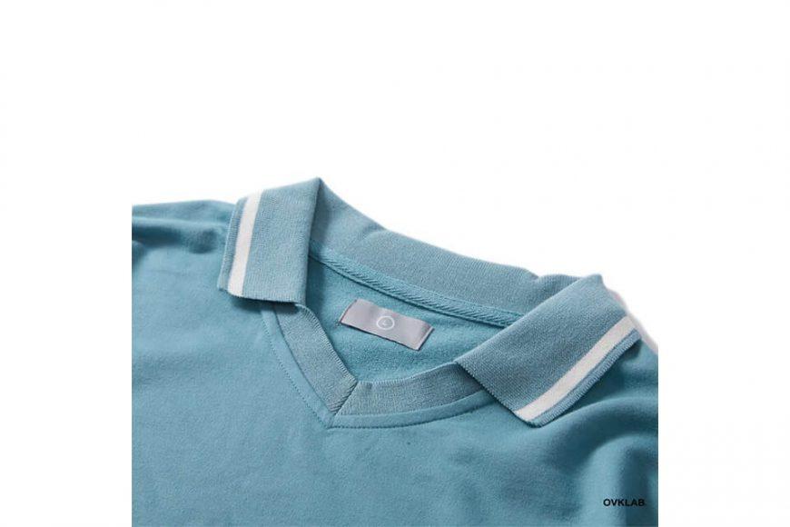 OVKLAB 19 SS V Neck Polo Shirt (4)